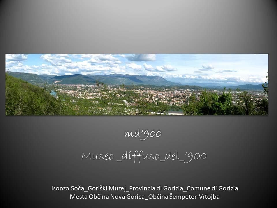 Foto panoramica dal Calvario