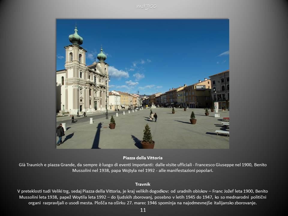Piazza della Vittoria - Travnik