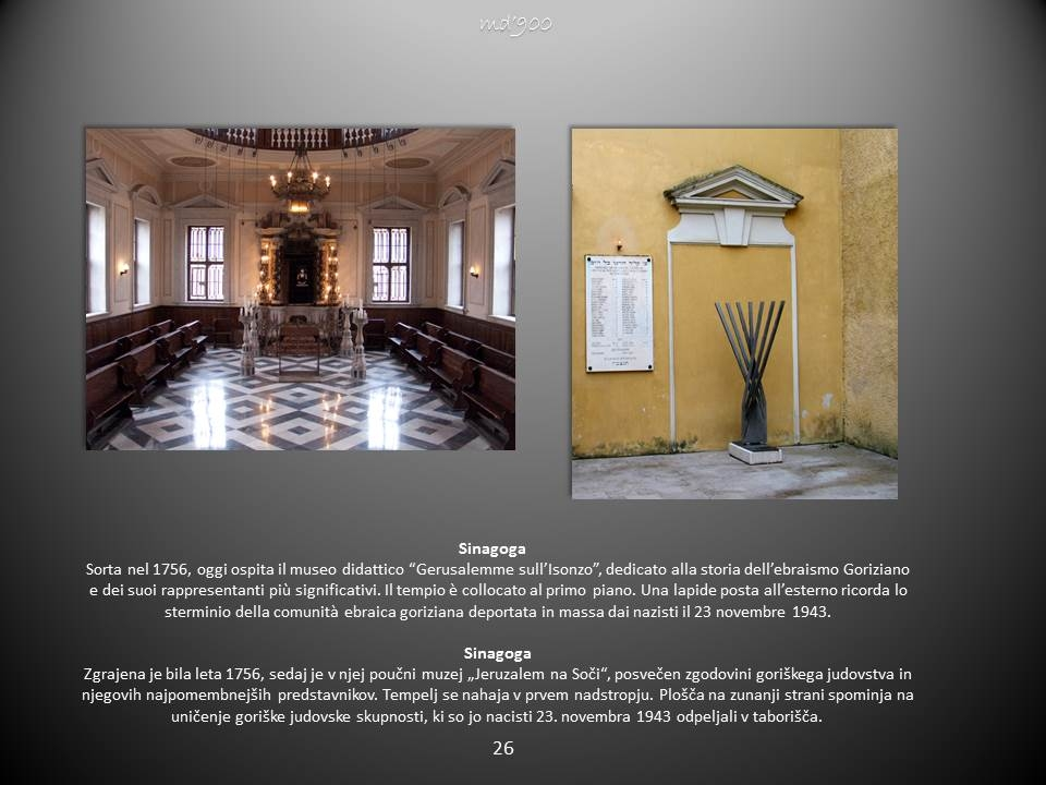 Sinagoga - Sinagoga